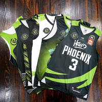 Inaugural NBL Season 20 Match-Worn Jersey Collection Pack Auction0