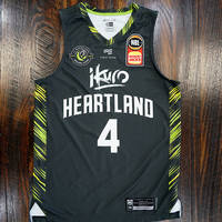 Inaugural NBL Season 20 Match-Worn Jersey Collection Pack Auction1