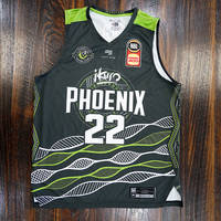 Inaugural NBL Season 20 Match-Worn Jersey Collection Pack Auction2