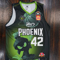 Inaugural NBL Season 20 Match-Worn Jersey Collection Pack Auction3
