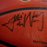 Inaugural Starting 5 Signed Official Wilson NBL Game Ball Auction1