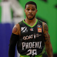 Signed Keifer Sykes 28 NBL21 Match-Worn Home/Away Pack Jersey Auction1